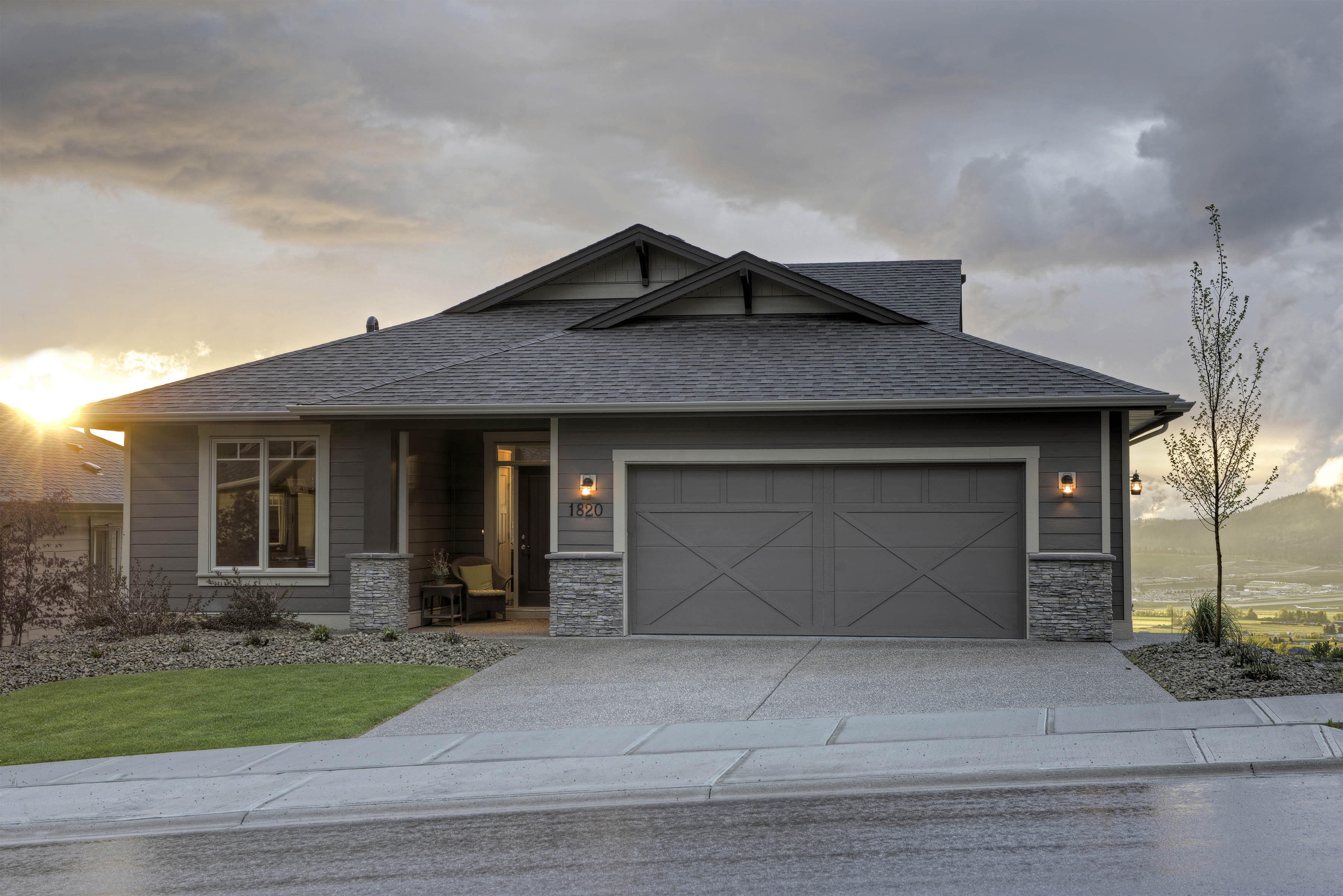 Tower Ranch Showhome exterior