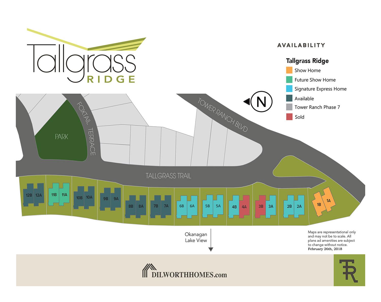 Tall Grass Ridge Masthead 8.5×11