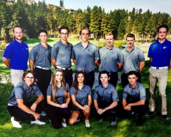 UBCO head Golf Team
