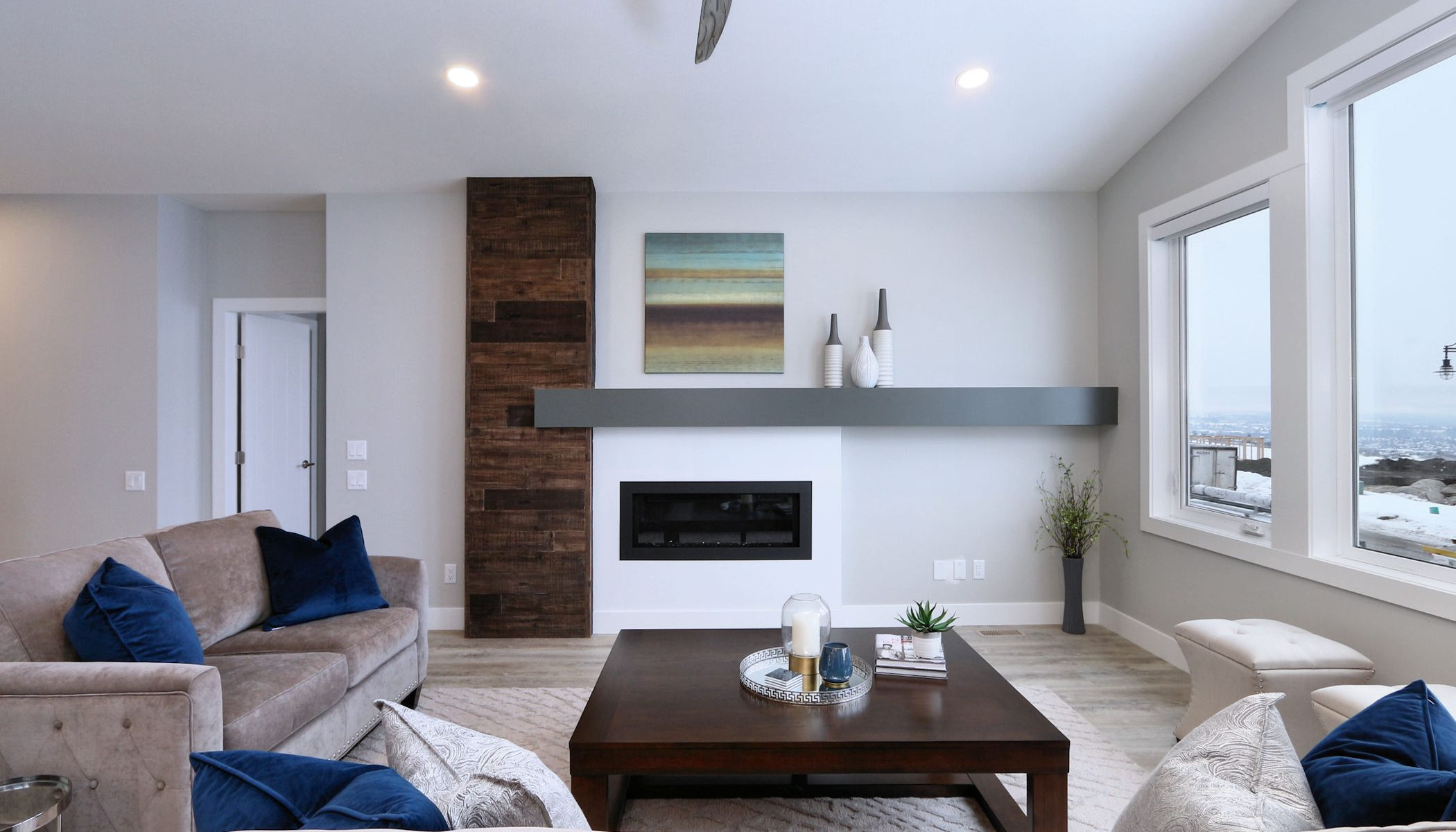 Kitchen & Living Room Preview