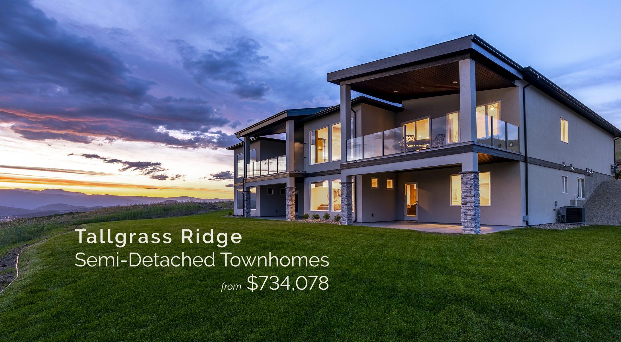 Tallgrass Ridge Views