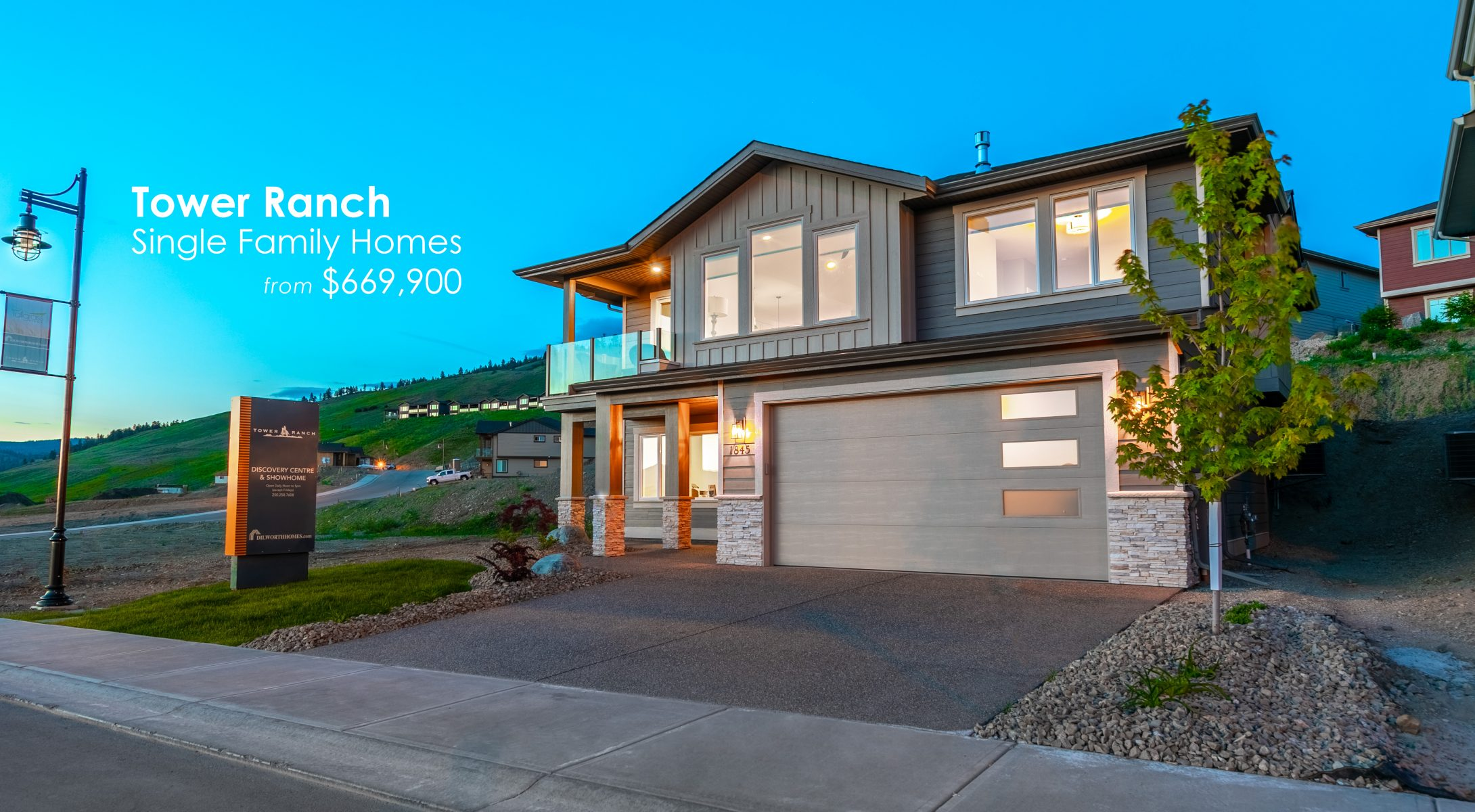 Tower Ranch Show Home