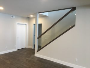 Glass Stair Panels