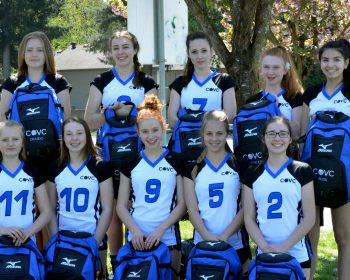 COVC Storm U14 Club Volleyball Team