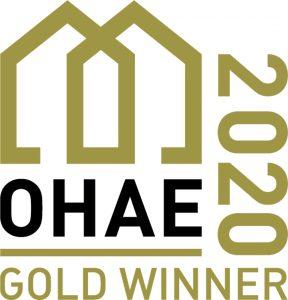 OHAE 2020 Gold Winner