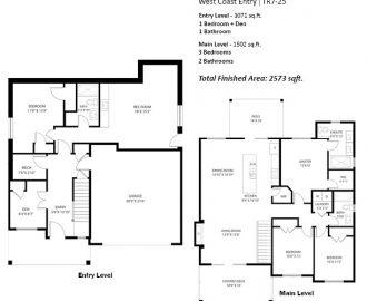 Tower Ranch Rio Modified Floor Plan