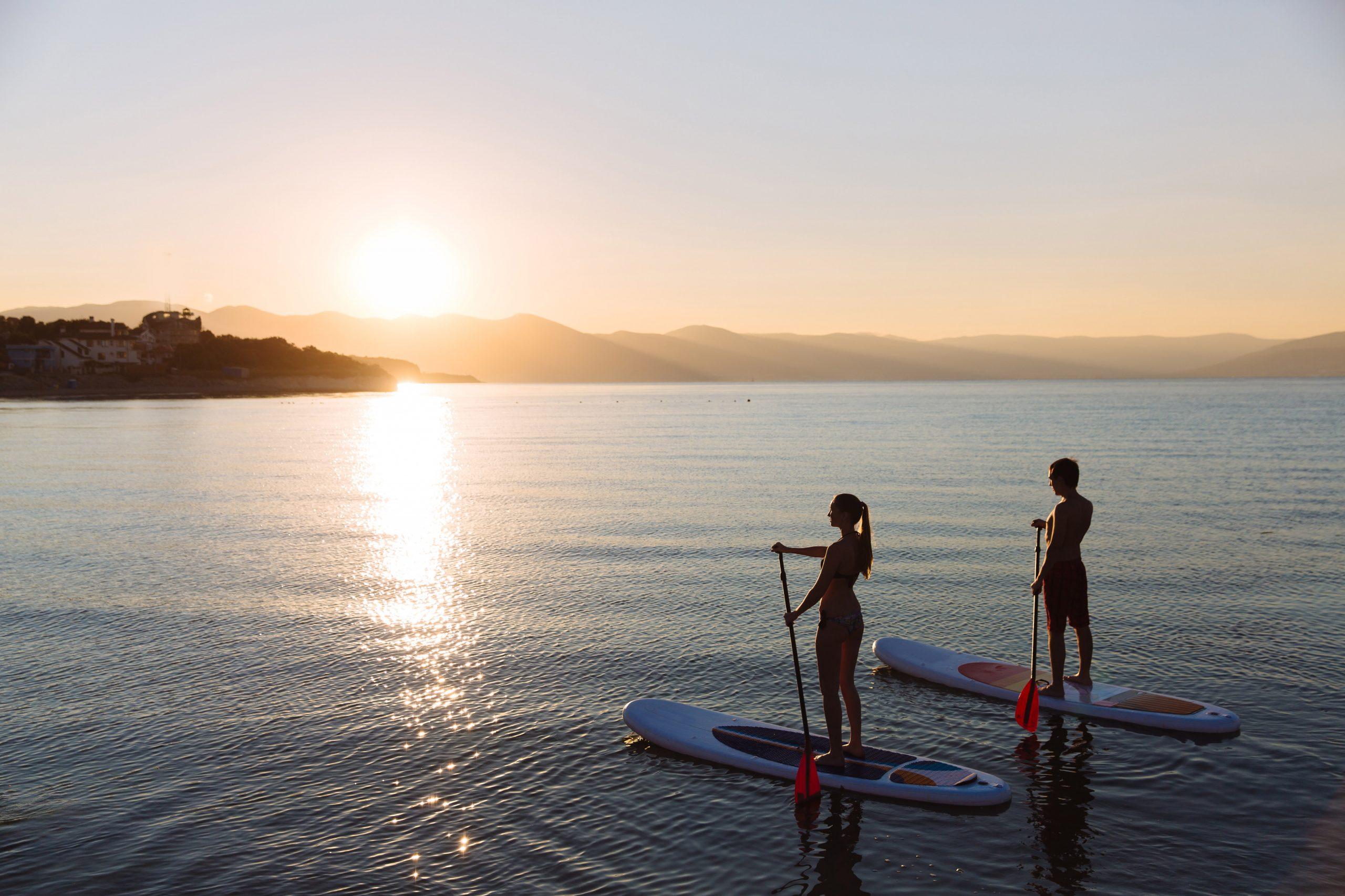 paddle board, okanagan