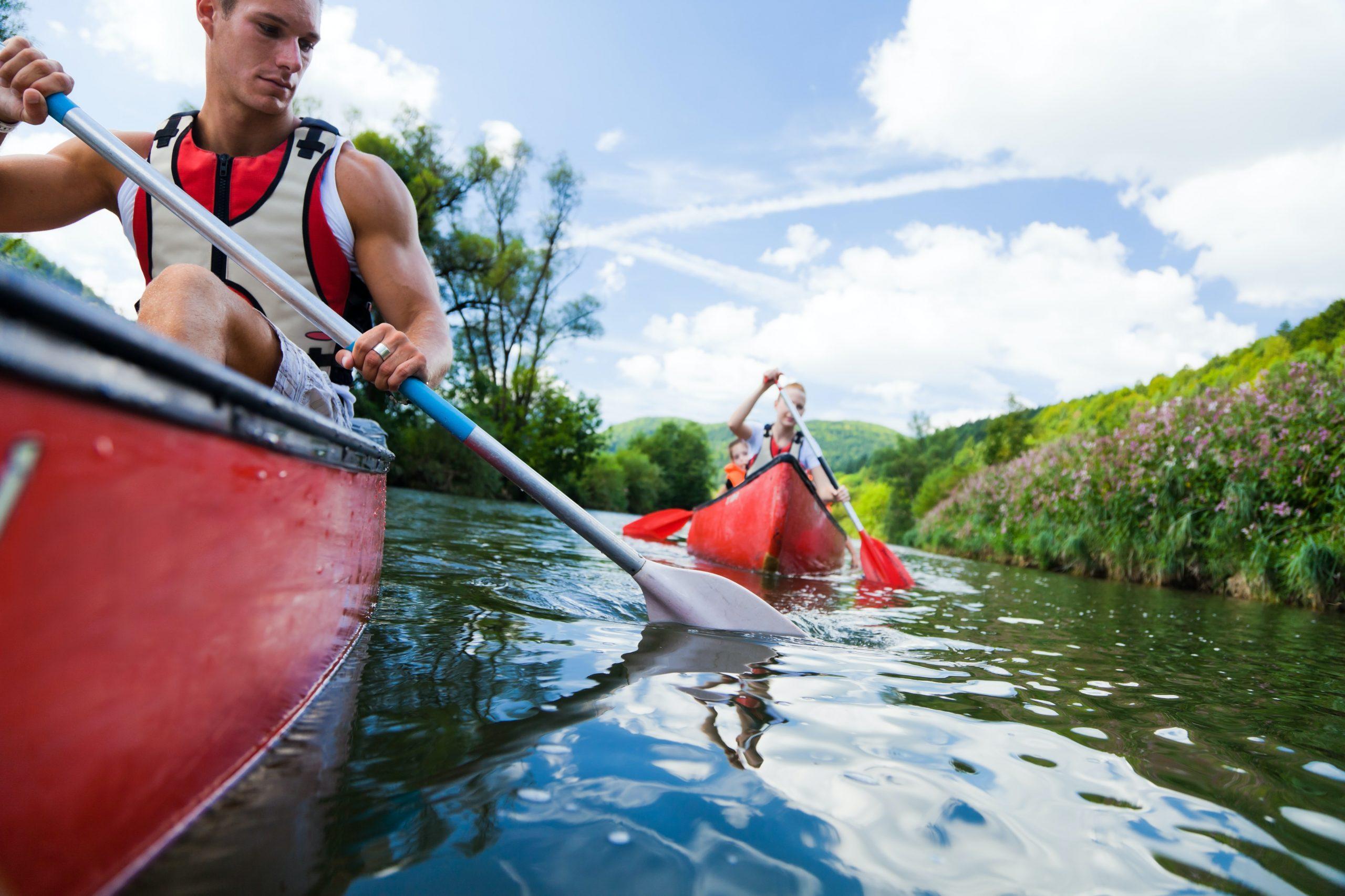 water sports, kayaking